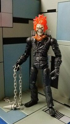 Marvel Legends Ghost Rider Movie Burning Rage Ghost Rider