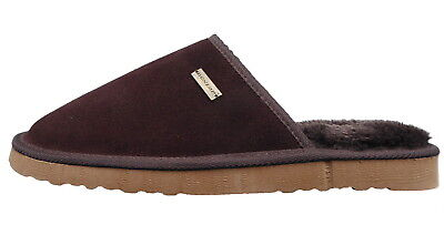 Dunlop Mens Suede Mule Slippers **SALE**  £10 Post Free  LIMITED TIME OFFER