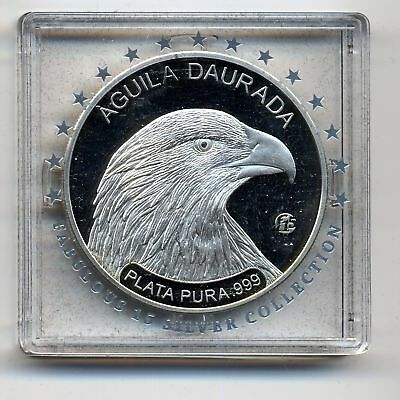 Andorra 5 Diner Steinadler  / Privy : F15 2011 st  Fabulous 15 Silver Collection