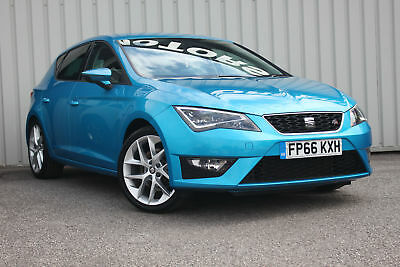 2016,66 Seat Leon 2.0TDI ( 184ps ) ( s/s ) FR Tech Pack