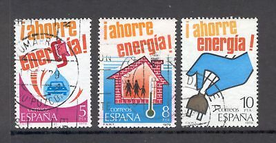 Spain  1979 Energy Conservation, used.