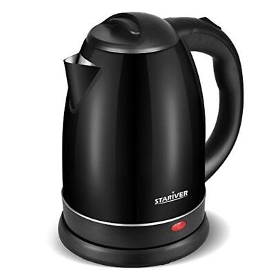 Electric Kettle 1.5L Stainless Steel,Fast Boil,Auto Shut Off,Boil Dry Protection