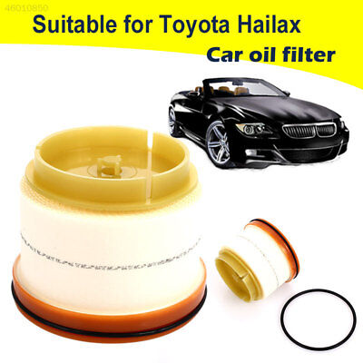 for Toyota Hilux Hiace Oil Fuel Filter 23390-0L020 Car Oil Cleaner