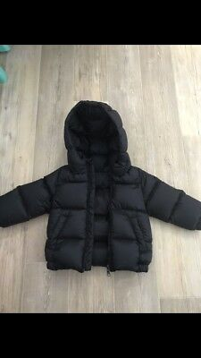 Moncler Baby Coat 6/9 Months