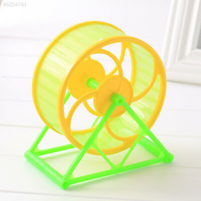 F35C Wheel Toy Play holder Pet Rodent Hamster Exercise Running Spinner Big