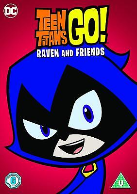 Teen Titans Go! Raven and Friends DVD R4 New