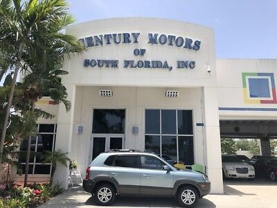 2006 Hyundai Tucson  CD Cassette Sunroof Rear Glass Window Hatch Roof Rack