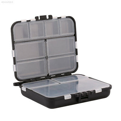 0AE4 Fly Fishing Lure Bait Tackle Case 26 Compartments Storage Box Container