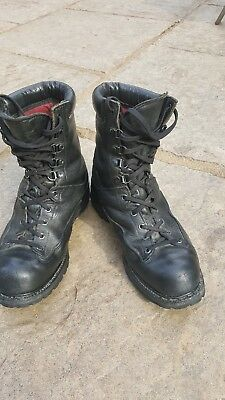matterhorn boots gortex army black walking