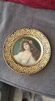 1920s Sterling Tea Victorian Tin Tray