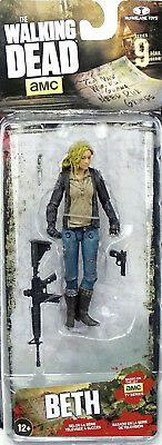 "BETH 5"" /12cm ACTIONFIGUR THE WALKING DEAD McFARLANE TOYS AMC TV SERIES IX"