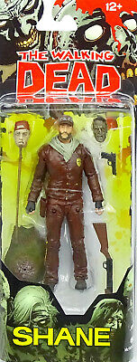 "SHANE 5"" /12 cm ACTIONFIGURE THE WALKING DEAD COMIC SERIES WAVE V McFARLANE TOYS"