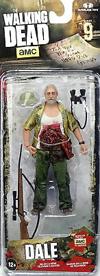 "DALE HORVATH ZOMBIE 5"" /12cm FIGUR THE WALKING DEAD McFARLANE TOYS AMC TV SERIE"