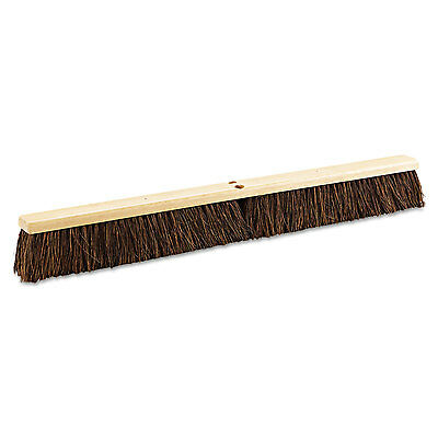 "Boardwalk Floor Brush Head 36"" Wide Palmyra Bristles 20136"
