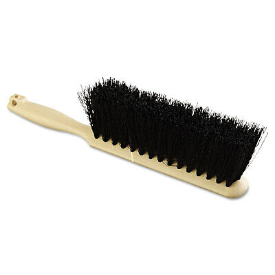 "Boardwalk Counter Brush Polypropylene Fill 8"" Long Tan Handle 5308"