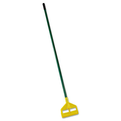 "Rubbermaid Commercial Invader Side-Gate Wet-Mop Handle 60"" Green Fiberglass"