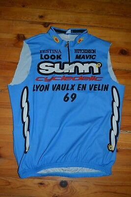 Maillot Cycliste Velo Sunn Cycledelic Jersey Cycling