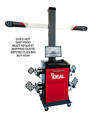 iDEAL Automotive 3D Imaging Wheel Aligning Alignment System