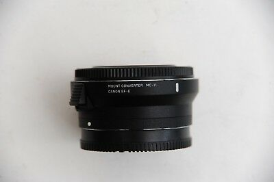 sigma mc-11 mc 11 mc11 canon ef to sony a series adapter