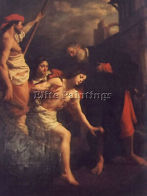 Allori Alessandro 2 Artist Painting Handmade Reproduction Oil Canvas Repro Art