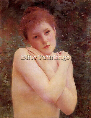 Collin Raphael Nude Artist Painting Reproduction Handmade Oil Canvas Repro Deco