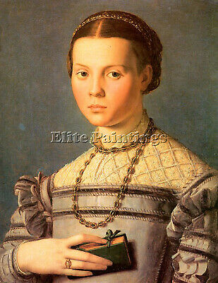 Bronzino16 Artist Painting Reproduction Handmade Oil Canvas Repro Wall Art Deco