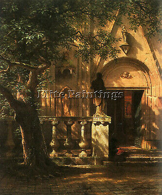 Bierstadt11 Artist Painting Reproduction Handmade Oil Canvas Repro Wall Art Deco