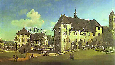 Bellotto9 Artist Painting Reproduction Handmade Oil Canvas Repro Wall Art Deco