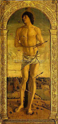 Bellini24 Artist Painting Reproduction Handmade Oil Canvas Repro Wall Art Deco