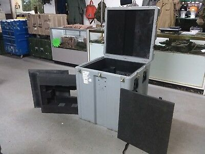 Pelican Hardigg Transport Case 28x29x36 Military Surplus Protective Shipping Box