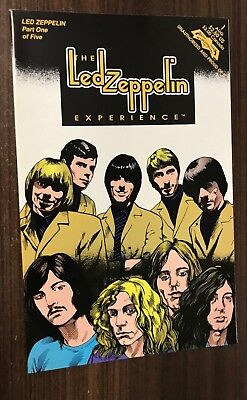 LED ZEPPELIN EXPERIENCE #1 (Revolutionary Comics) -- VF- Or Better