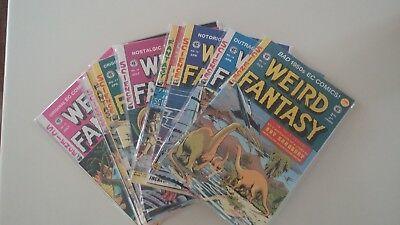"""""""Weird Fantasy"""" from 1990's lot of 10. Excellent condition."""