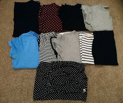 Large Bundle maternity tops dress casual office Size 16 10 Tops