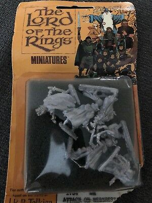 1978 Lord Of The Rings Hertiage Models
