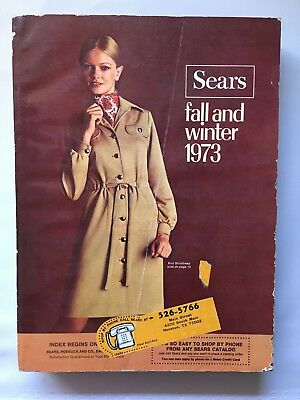 Sears Catalog 1973 Fall and Winter  (C6)