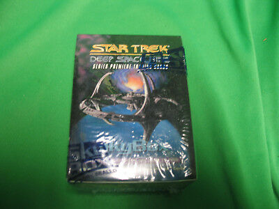 SkyBox Star Trek Deep Space Nine Series Premiere Trading Cards Sealed 7b3