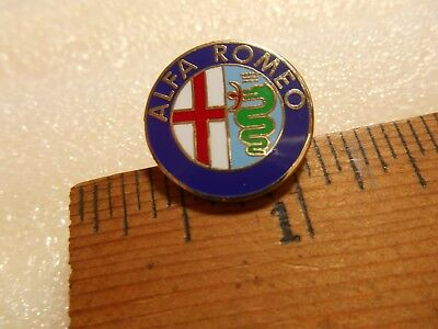 ALFA ROMEO Car Logo Lapel Pin