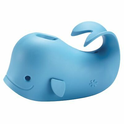 Skip Hop Moby Baby / Infant Adjustable Rubber Whale Bath Water Spout / Tap Cover
