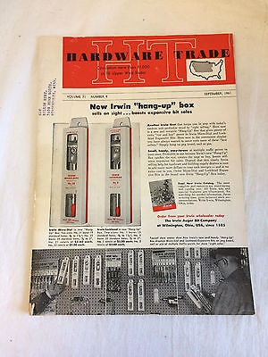 Vtg 1961 HARDWARE TRADE Our Own Hardware Mpls MN Buying Fair Convention photos