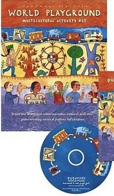 WORLD PLAYGROUND MULTICULTURAL ACTIVITY KIT Homeschool Social Studies