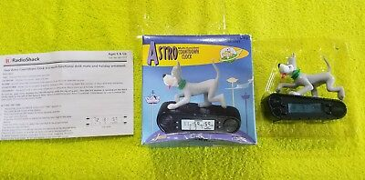 Vintage The Jetsons Astro Countdown clock multi-Function 1999 NOS