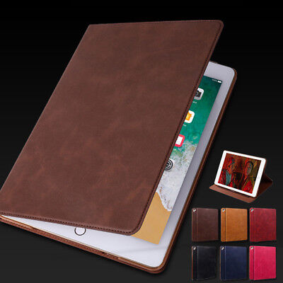 NEW Smart Magnetic Leather Stand Case Cover for iPad Mini 2 3 4 Air Pro 9.7 2018