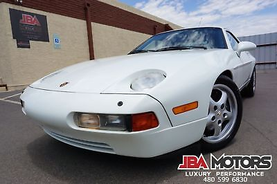 Porsche 928 GTS Coupe 1994 928 GTS Coupe Low Miles Serviced Clean CarFax 94 White Porsche 928 GTS Clean CarFax like 1990 911 1991 1992 1993 1995 1996 97