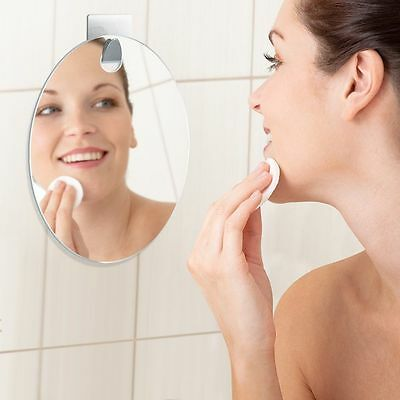 Shower Shaving Shave Fogless Mirror Bathroom Fog Free Makeup Reflection Glass