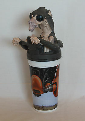Vintage Star Wars Drink Cup Topper