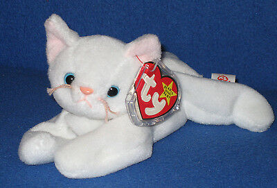 TY FLIP the CAT BEANIE BABY - MINT with NEAR PERFECT TAG