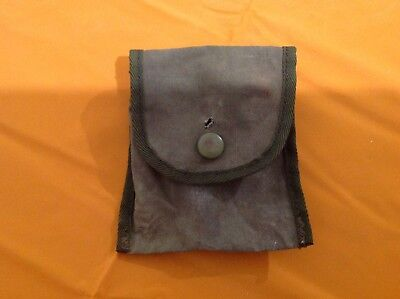 Pouch FAD Vietnam War era-Australian-surplus-circa 1970's-broad arrow.