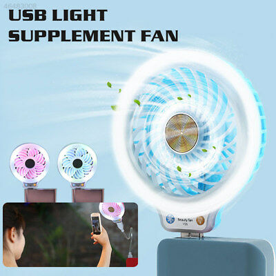 2 Color Photo Props USB Fan Beauty USB Girl Travel Mini Electric Fan Portable
