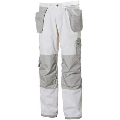 London Construction White Work Pants Size In C64,= US 46x34