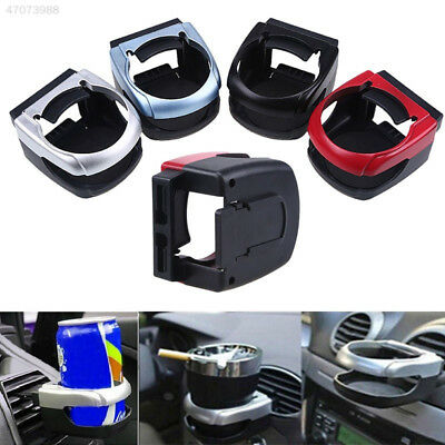 78E4 Universal Car Truck Folding Beverage Water Drink Cup Bottle Holder Stand